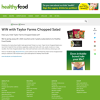 WIN with Taylor Farms Chopped Salad