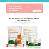 Win with Woman's Day: a vegan Arbonne Nutrition daily health prize pack