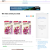Win Yates Sweet Pea Seeds